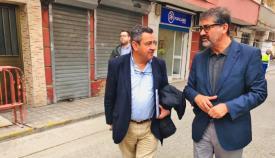 Loaiza y Arriaga critican a la presidenta de Diputación, Irene García