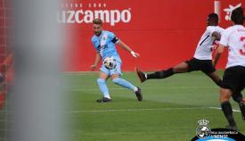 El defensor Sergio Rodríguez abandona la Real Balompédica Linense