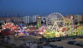 Algeciras acogerá atracciones infantiles del 10 al 29 de junio