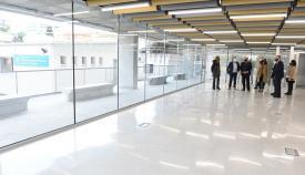 La UCA presenta el proyecto de la biblioteca del Campus