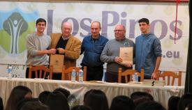 'Estrechando' presenta su sexto número en el Colegio Los Pinos