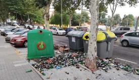 El PP acusa al PSOE de generar un falso problema de limpieza en Algeciras
