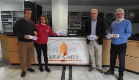 AEPA 2015 colabora con 'Bandera Rosa' en Algeciras