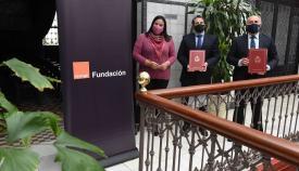Fundación Orange y Algeciras fomentarán la educación digital