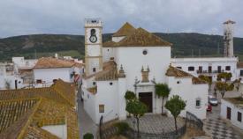 La iglesia de Santa María Coronada