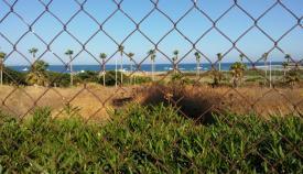 Aspecto de la parcela TG22, en Torreguadiaro