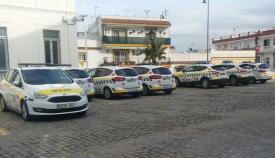 El PIVG dice que hay más coches de la Policía Local aparcados que patrullando