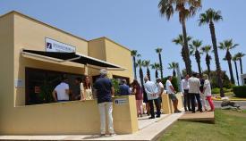 La Oficina de Turismo de San Roque en Sotogrande abre de miércoles a domingo