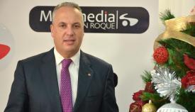El alcalde se dirigió a los sanroqueños en su tradicional mensaje navideño