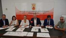 Presentación de los Cursos de Verano de la UCA en San Roque