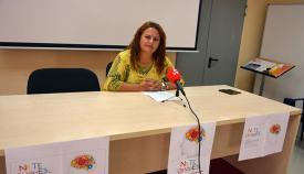 La delegada de Asuntos Sociales de San Roque, Mónica Córdoba