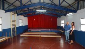 Interior del CEIP de Taraguilla