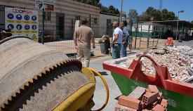 Las obras en Taraguilla podrían estar concluidas a principios de septiembre