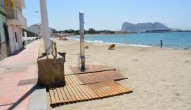 Las playas, uno de los mayores valores turísticos de San Roque