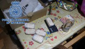 La Policía Nacional desarticula el clan de 'La Rubia' en Algeciras