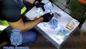 Quince detenidos en Algeciras por controlar un 'súper' de droga