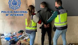 Detenido en Algeciras el presunto autor de veinte robos con fuerza