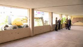 El PSOE de Algeciras denuncia nuevos retrasos en la guardería del Saladillo