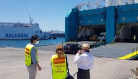 Las repatriaciones desde Marruecos hasta Algeciras seguirán en agosto