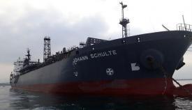 Llega a Algeciras un buque con siete tripulantes positivos por coronavirus