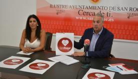 Presentación de la campaña 'Yo elijo San Roque'