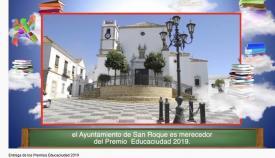 San Roque, premiado por la Junta de Andalucía