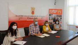 Renovación del convenio entre Ayuntamiento de San Roque y UNED