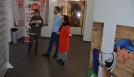 Visita a la exposición Veo-Veo.