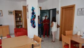 Interior de la vivienda entregada