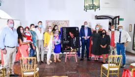 La III Bienal se ha presentado en el Cortijo Los Canos de Pueblo Nuevo