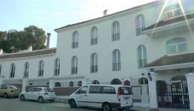 Residencia de La Milagrosa, en San Enrique de Guadiaro