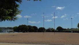 El campo de rugby de Pueblo Nuevo de Guadiaro, en San Roque