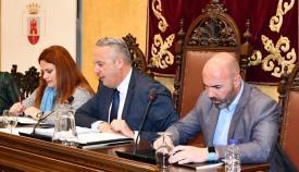 El alcalde de San Roque ha explicado los pormenores de la obra