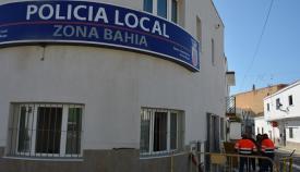 La alcaldía de Puente Mayorga se trasladará junto al retén de la Policía