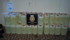 También se intervinieron 3.000 kilos de combustible en otra operación