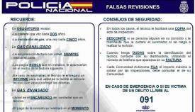 La Policía Nacional localiza en Algeciras a un falso revisor del gas
