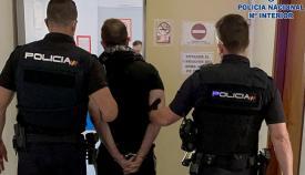 Detenido en Algeciras un prófugo de la justicia con múltiples requisitorias