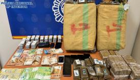 Desarticulado un grupo criminal responsable de un secuestro en Algeciras