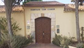 El Cortijo Los Canos, en Pueblo Nuevo de Guadiaro. Foto: PIVG