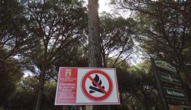 La prohibición de hacer fuego se extiende hasta final de mes. Foto: Multimedia