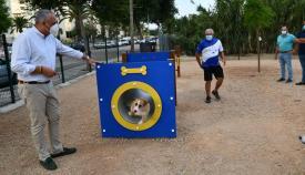 Miraflores ya cuenta con un parque canino para las mascotas