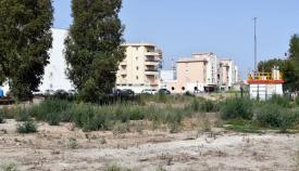 Parcela donde irá el próximo parque de Villa Victoria. Foto: Multimedia
