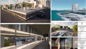 Imágenes del proyecto del nuevo Edificio Multiusos de Torreguadiaro