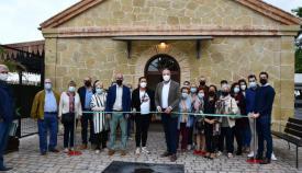 Inauguración de la jornada de puertas abiertas. Foto: Multimedia