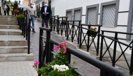 Imagen de la renovada calle Jardines de Taraguilla. Foto: Multimedia