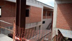 El edificio de La Pólvora albergará a diversas empresas. Foto: Multimedia