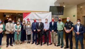 La Cruz Roja celebra en Algeciras el 'Día de la Banderita'