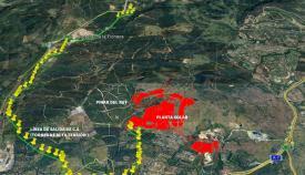 Verdemar se opone a la gran fotovoltaica de Castellar y San Roque