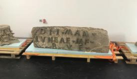 La inscripción funeraria hallada en Baelo Claudia, Tarifa