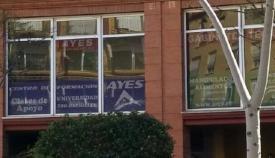 AULA pide al Ayuntamiento de Algeciras soluciones para arreglar su situación